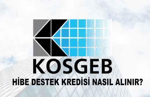 KOSGEB Yeni Girişimci Desteği